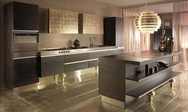 Kitchen and bathroom design plans ideas blog archive for Elegant modern kitchen designs