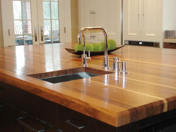 Butcher Block and Wood Countertops