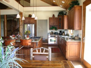 Rustic Kitchens plans