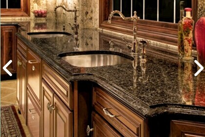 2014 kitchen countertop designs