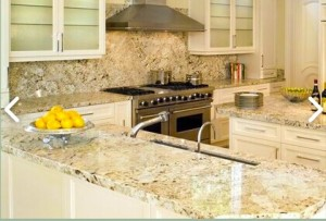 perfect kitchen countertop