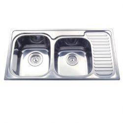 kitchen stainless steel sinks