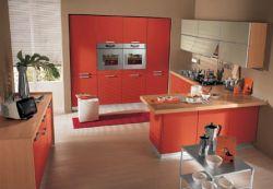 European Modern Kitchen Cabinets
