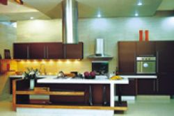 MFC Kitchen Cabinets