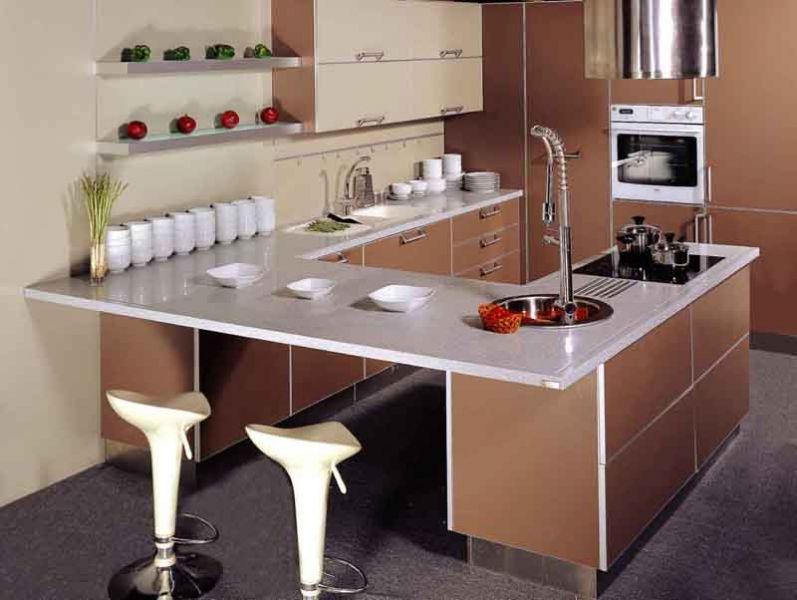 Bar Kitchen Cabinets