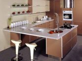 Bar Kitchen Cabinets