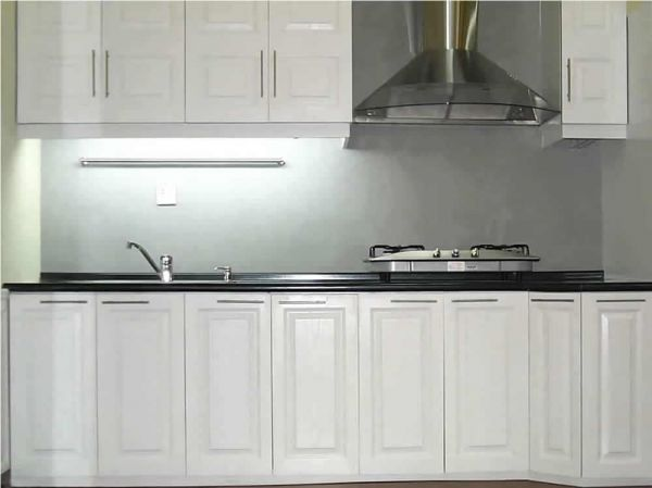 Kitchen Cabinets White