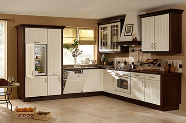 Traditional design kitchen cabinets china traditional for Chinese kitchen cabinets wholesale