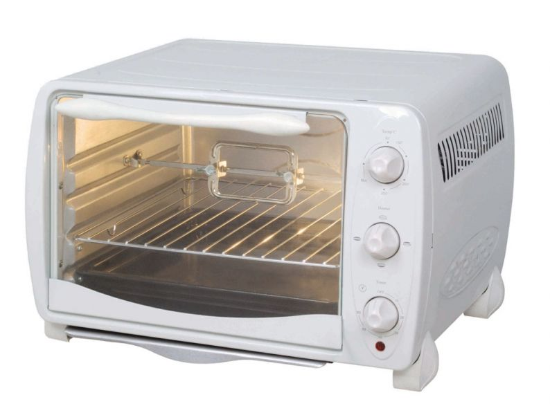 Electric Kitchen Oven