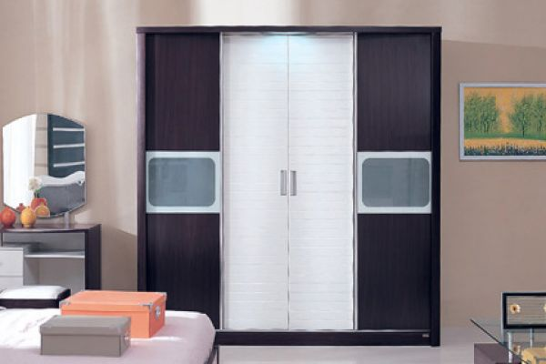 Slide Glass Door Wardrobes