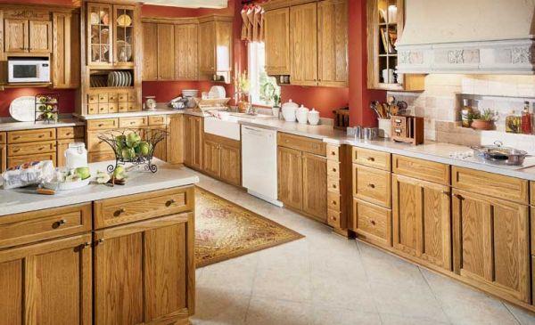 Wooden Kitchen Cabinet Organizers