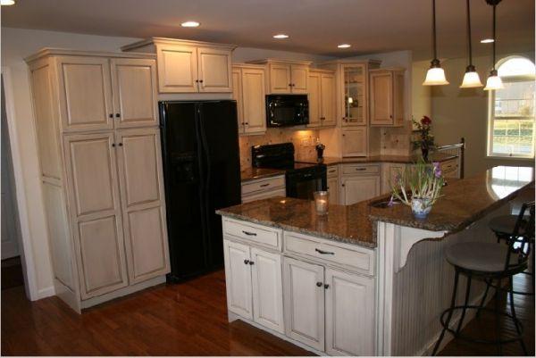 Homecrest Kitchen Cabinets