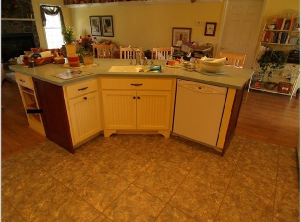 Archaize Style Solid Wood Kitchen Cabinets