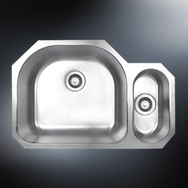 stainless steel kitchen sinks 18 gauge