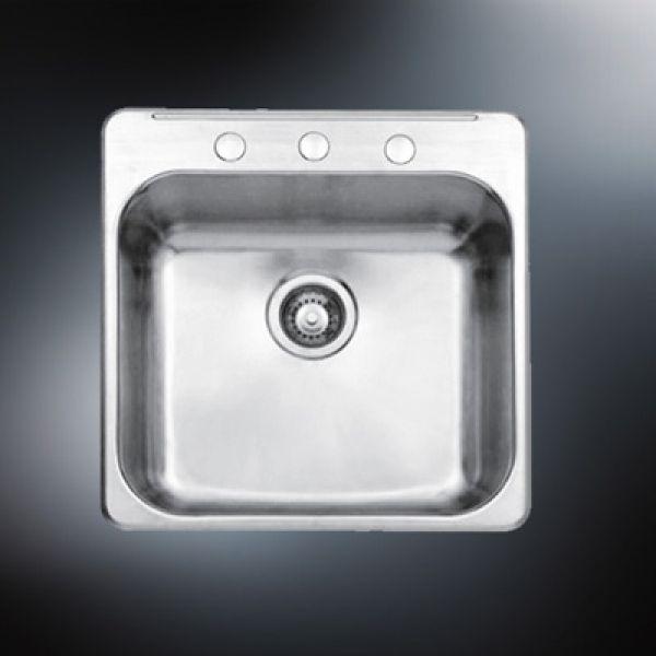 20 gauge stainless steel kitchen sink