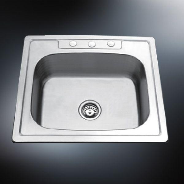 three hole undermount kitchen sinks