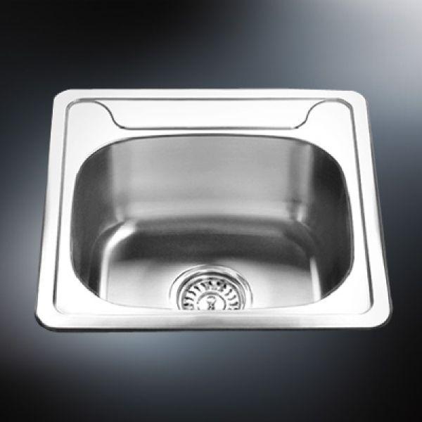 insert stainless steel sink