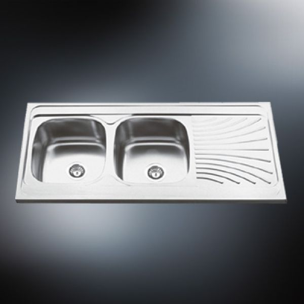 Lay-on Sink