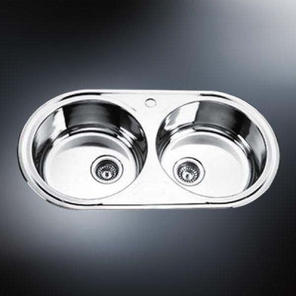 Inset Sink Kitchen Round Seal