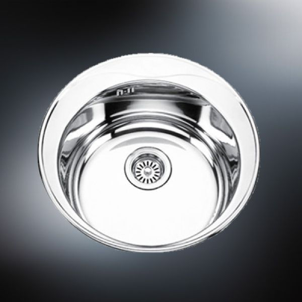 stainless steel single bowl sinks