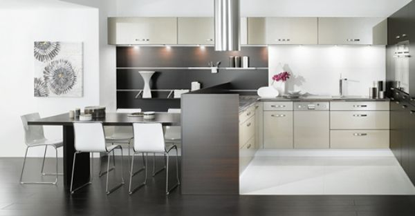 Contemporary Kitchen Furnitures