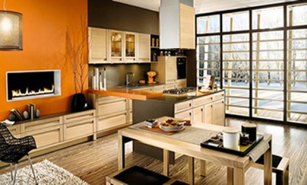 Italian Design Kitchen Cabinet