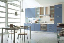 American Modern Kitchen Cabinets