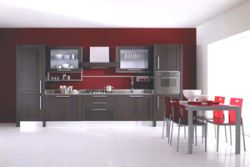 Bake Paint Kitchen Cabinet