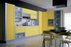 Modern PVC Kitchen