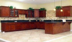 Cherry Kitchen Cabinets