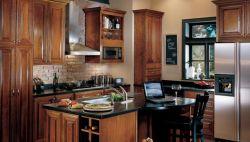 Cherry Coffee Kitchen Cabinets