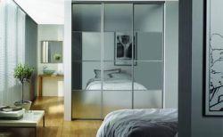 Mirror Laminate Closets