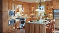 Cherry Natural Kitchen Cabinets