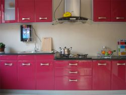 Integrated Kitchen Cabinets
