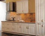 Kitchen Cabinet Stenciling