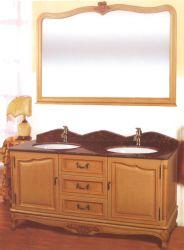 Converted Antique Bathroom Vanity