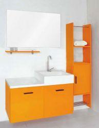 Bathroom Vanity Asian Fusion