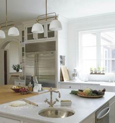 MDF Finish Kitchen Cabinetry