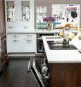 Soffit Above Kitchen Cabinets